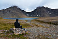 Rabbit Lake and the Suicide Peaks. Chugach State Park, Alaska.jpg
