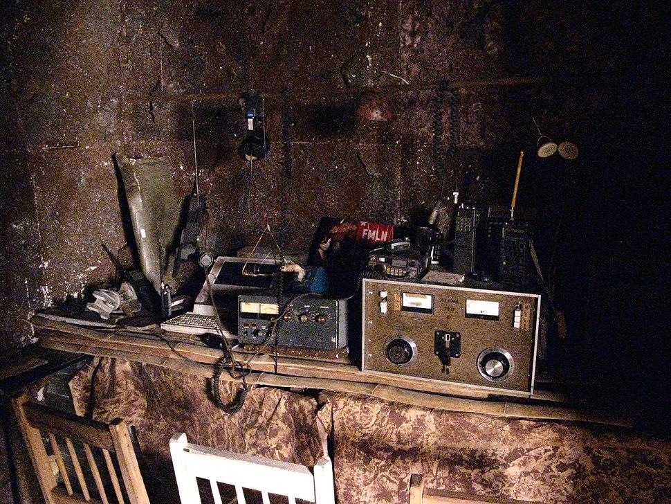 Radio Venceremos Reconstruction