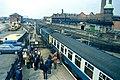 Railtour after arrival at Loughborough Midland station from London Marylebone, Nigel Tout, 23.3.74.jpg