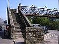 Railway Footbridge - geograph.org.uk - 1379054.jpg