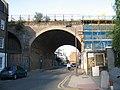 Railway viaduct, Chancel Street SE1 - geograph.org.uk - 921915.jpg