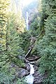 Rainbow Falls, Cascade from Bear Creek Drive on 28 July 2009, BC Canada - panoramio.jpg