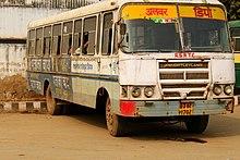 RSTRC Non-AC Bus in Bharatpur