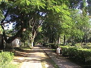 Rajshahi - Rajshahi Central Park