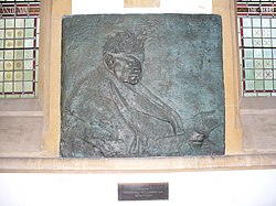 Ralph Vaughan Williams Plaque - geograph.org.uk - 1050250.jpg