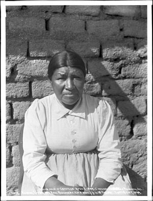 Ramona Band of Cahuilla - Ramona Lubo, after whom the novel Ramona may have been named.