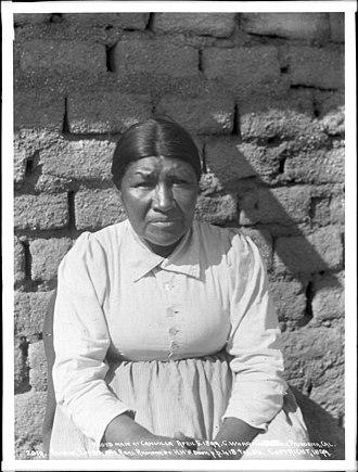 Ramona Band of Cahuilla - Ramona Lubo, after whom the novel Ramona may have been named.
