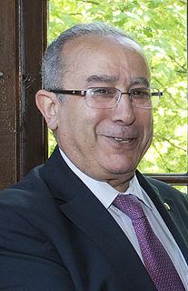 Ramtane Lamamra Algerian politician and diplomat
