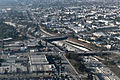 Randy's Donuts LA, seen from Air on approach to LAX.jpg