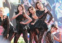 Rania at the Hyosung Angel Village Festival, 4 October 2013 03.jpg