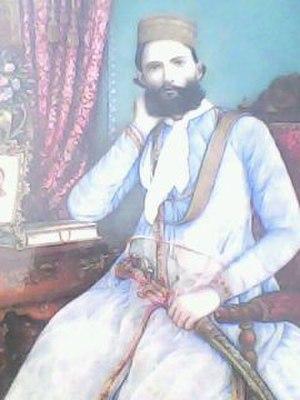 Raj Kunwar Singh