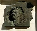 Rayko Daskalov memorial plaque, Plovdiv.jpg
