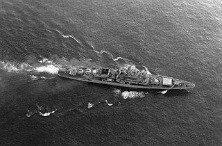 Soviet frigate <i>Razumnyy</i> Krivak-class frigate