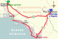 Recorrido de la Vuelta a la Comarca de los Cerros y el Mar 2015.png