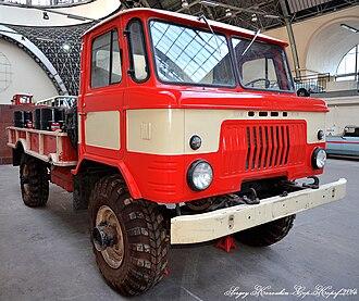GAZ-66 - GAZ-66