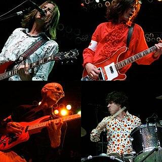Redd Kross American alternative rock band