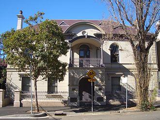Redfern Town Hall - Image: Redfern Town Hall