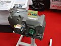 Reduction gear of Daihatsu Mira EV.JPG