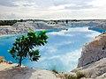 Reflection of Indonesia's Blue Lagoon.jpg