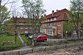 Rehmkoppel 2, 4, Rehmkoppelstieg 3, 5 (Hamburg-Wellingsbüttel).Rückseite.31073.ajb.jpg