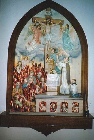 Roman Catholic Diocese of Buffalo - Religious Artifact, St. Columban Retreat Center, Derby, New York, 1998