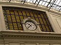 Rellotge de l'Estació de França.JPG