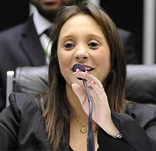 Renata Abreu Brazilian politician