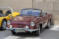Renault Caravelle (1959–1968)