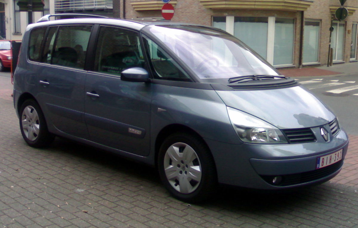 renault espace iv wikipedia. Black Bedroom Furniture Sets. Home Design Ideas