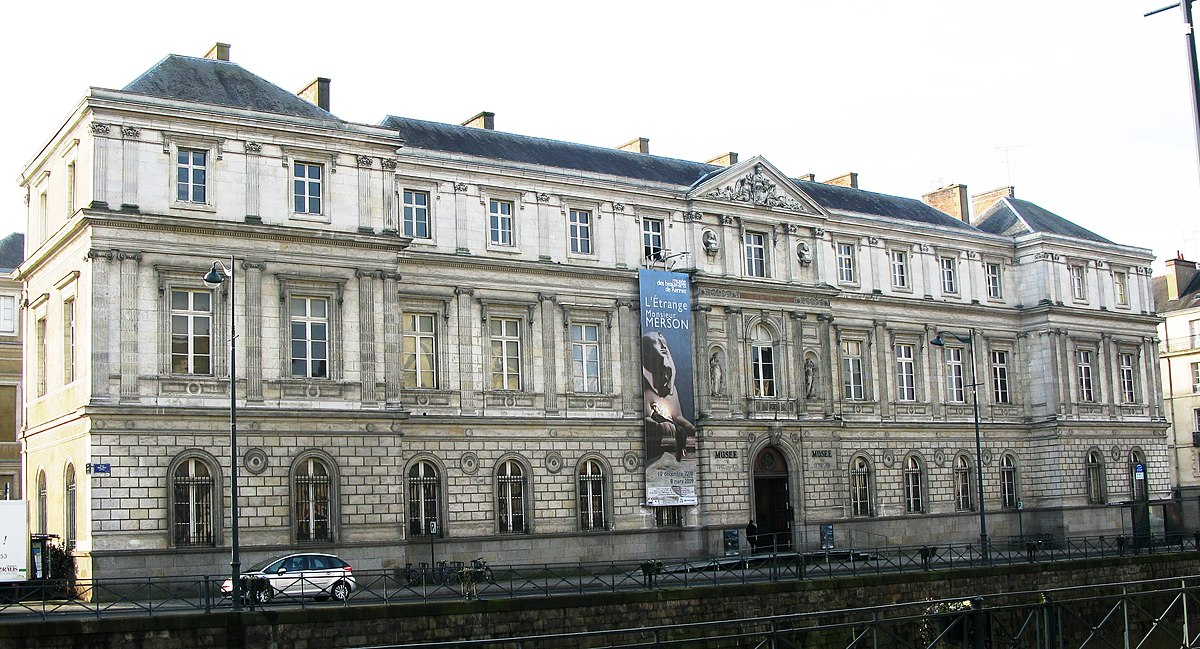 museum of fine arts of rennes wikipedia. Black Bedroom Furniture Sets. Home Design Ideas