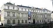 Rennes-ancien Palais Universitaire-Musée des beaux arts.JPG