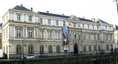 Comment aller à Musée Des Beaux-Arts De Rennes en transport en commun - A propos de cet endroit