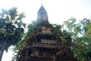 Kampong Tralach District District in Kampong Chhnang, Cambodia