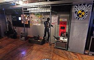 Resident Evil - Resident Evil theme restaurant