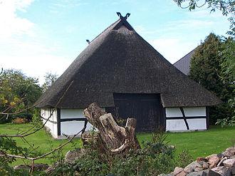 Börgerende-Rethwisch - The Old Barn (Alte Scheune) in Rethwisch