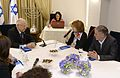 Reuven Rivlin opened the consultations after the 2015 elections with Yesh Atid (2).jpg
