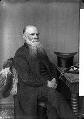 Revd Evan Phillips (1829-1912), Castellnewydd Emlyn (CM)