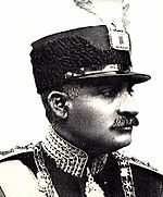 During World War II, Reza Shah was forced to abdicate in favor of his son.