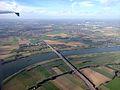 Rheinbrücke bei Düsseldorf.JPG