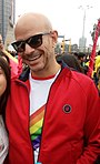 Ricardo Morán en la Marcha del Orgullo LGBTI Lima 2018 (1).jpg