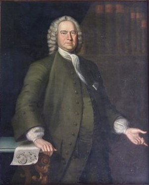 Jonathan Belcher - Richard Waldron was Belcher's kinsman and right-hand man in the administration of the New Hampshire province.