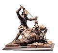 Richard de Warwick combattant-Théodore Gechter-MBA Lyon 2014-02.jpg