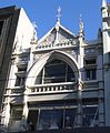 Richly decorated gothic building on bourke street mall melbourne.jpg