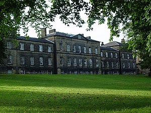 Rishworth School - Image: Rishworth School geograph.org.uk 52150