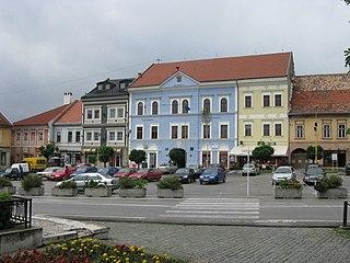 Rožňava Town in Slovakia
