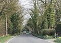 Road through Fretherne Wood - geograph.org.uk - 1802622.jpg
