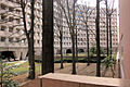 Robert C. Weaver Federal Building - rear courtyard.JPG