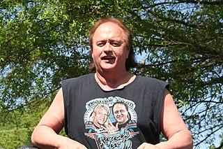 Robert Gibson (wrestler) American professional wrestler