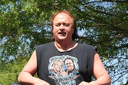 Robert Gibson (wrestler) - WikiMili, The Free Encyclopedia