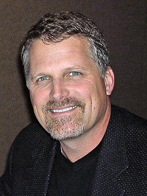 Robert Newman (actor) - Newman at New York Fan Fest